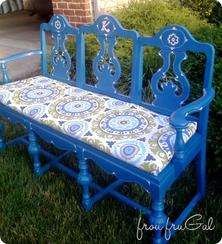 Chair Bench