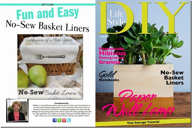 CONFESSIONS OF A PLATE ADDICT in DIY Lifestyle Magazine