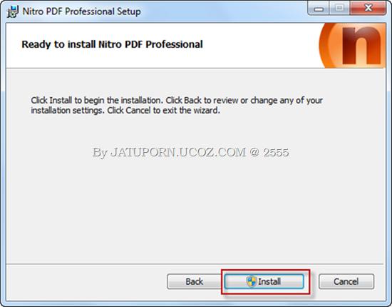 Nitro PDF Professional 5