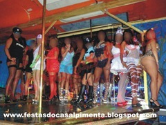 As esposas mais sexys do carnaval