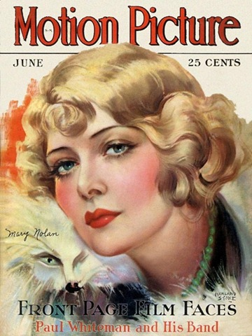 Motion Picture - June 1930