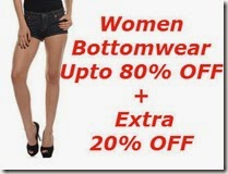 Buy Women Bottom wears- Capari, Legigingd, Shorts more Upto 80% OFF + Extra 20% OFF