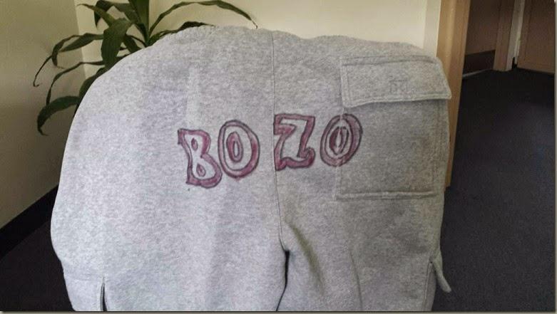 Bozo Shorts