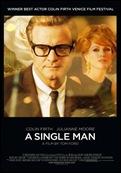 A Single Man - poster