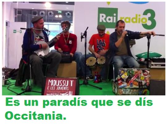Moussu T RAI  Radio 3