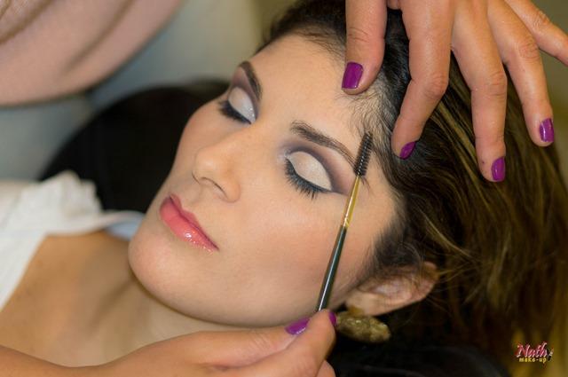 aluna cursos de maquiagem