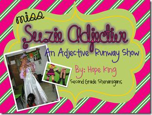 Suzie Adjective