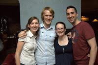 Shelley, Julian, Kristy and Gerrod