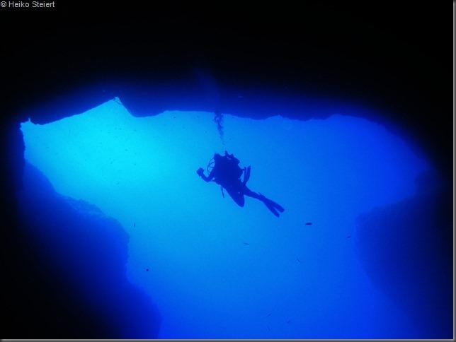 Gozo Höhle Katrin 3