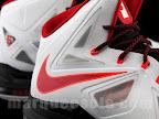 nike lebron 10 gr miami heat home 1 06 Release Reminder: Nike LeBron X MIAMI HEAT Home