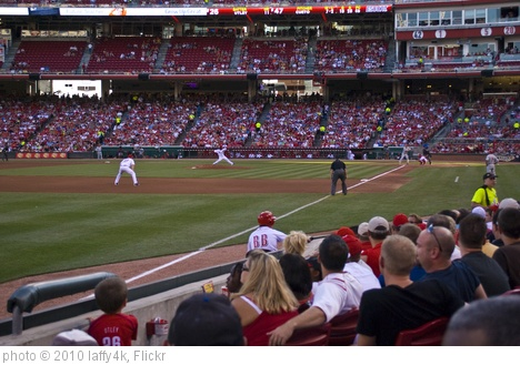 'GABP: The View from Section 110, Row I, Seat 8' photo (c) 2010, laffy4k - license: http://creativecommons.org/licenses/by/2.0/