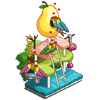 Lovebird Roost