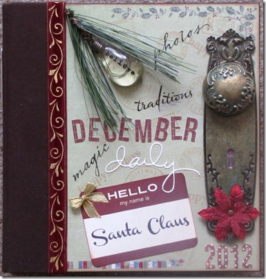 December Daily cover