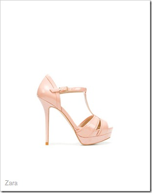 Platform Sandals zara