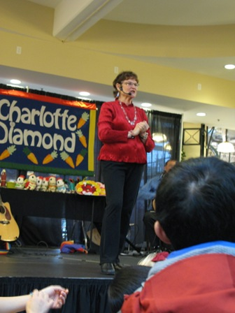 charlotte diamond