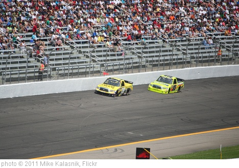 'Rockingham Speedway - Camping World Truck Series - April 15th 2012' photo (c) 2011, Mike Kalasnik - license: http://creativecommons.org/licenses/by-sa/2.0/