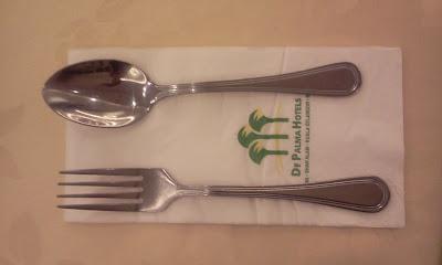 Buffet ramadhan di de palma hotel - sudu garfu