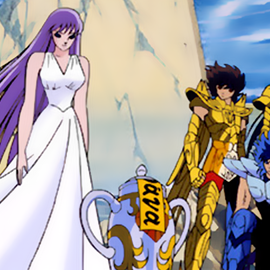 Los 114 episodios de Saint Seiya disponibles en TV Asahi