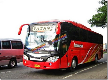 Naik Bus PO Indonesia dari Surabaya ke Jepara 2