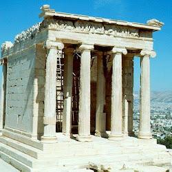 33 - Templo de la Atenea Nike de Atenas