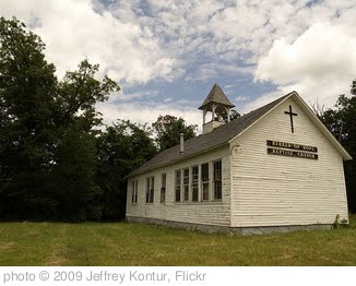 'Country Church' photo (c) 2009, Jeffrey Kontur - license: http://creativecommons.org/licenses/by-nd/2.0/