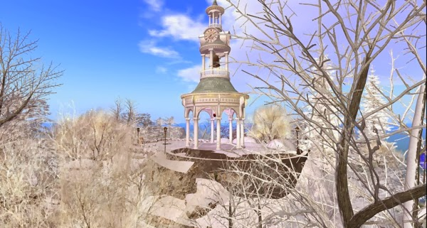 Calas Galadhon in winter 003