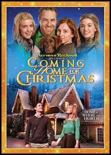 Coming Home For Christmas DVD