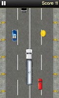 Screenshot of Truck Racing