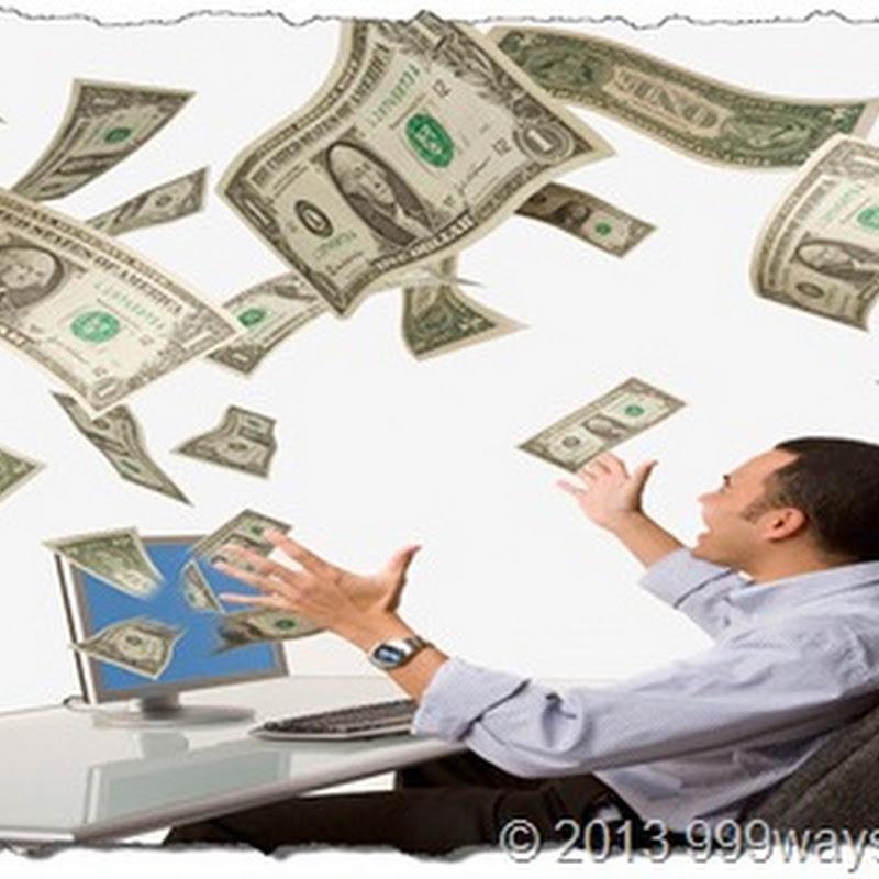 Best way to make online money 2013