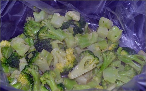 add broccoli to crockpot