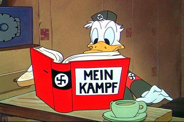 Donald e Hitler