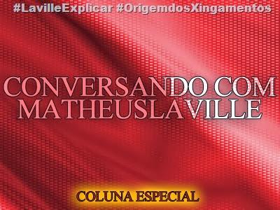 CONVERSANDO COM MATHEUSLAVILLE 2