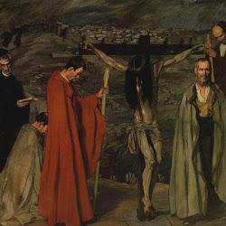 03.- Zuloaga- El cristo de la sangre