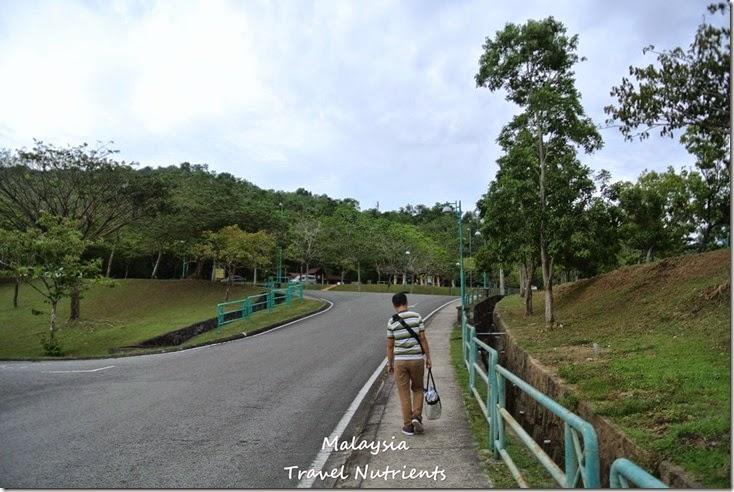 馬來西亞沙巴大學 粉紅清真寺 (6)