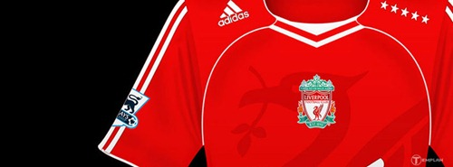 Liverpool  Cover for Facebook Timeline 5
