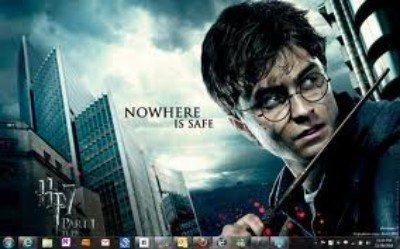 Tema de Harry Potter para windows 7