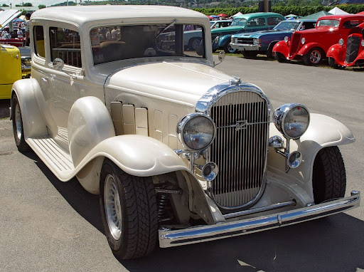 1932-Buick Beige Pearl f sy