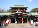 The Tomioka Hachiman shrine