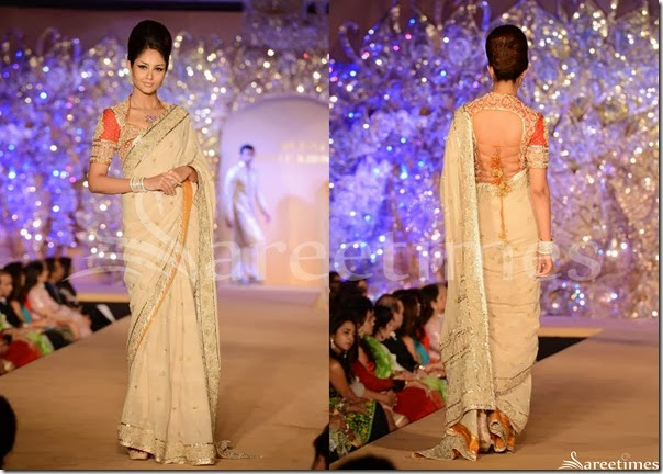 Abu_Jane_Sandeep_Cream_Embroidery_Saree