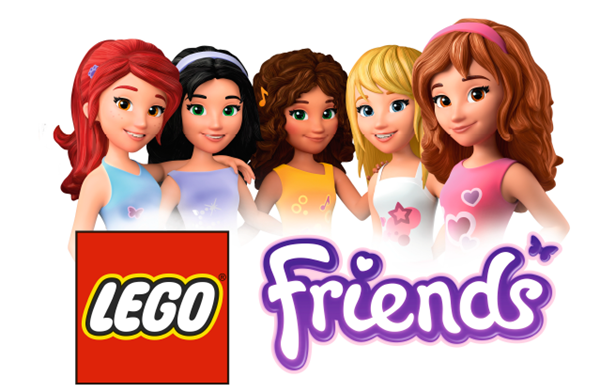 The J Babies: Lego Friends Friendship Campaign Giveaway!