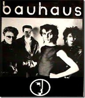 muzica de halloween-Bauhaus