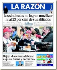 la razon sin movilizacion