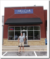 Johns Creek Wine Shop - Glenn