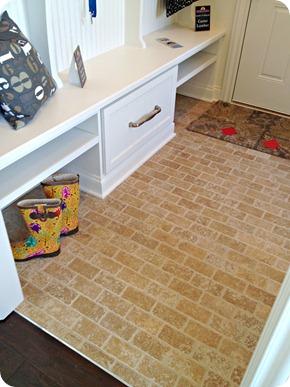 brick tile