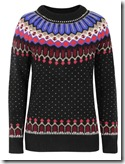 Paul by Paul Smith Fair Isle Sweater