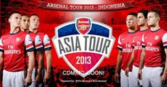 Jadwal Indonesia vs Arsenal