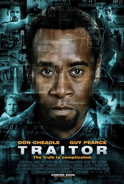 Hain | Traitor | 2008 | 1080p | BluRay | x264 | DUAL