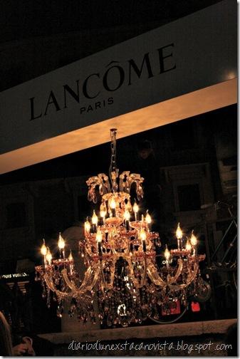 lancome lampadario