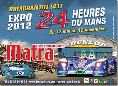 2012_Le_Mans_AfficheMatra