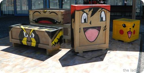 EB Expo - Street Art -  Pokemon